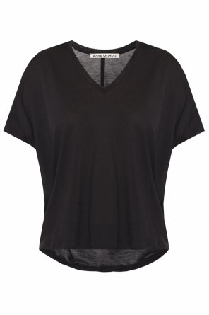V-neck top od Acne