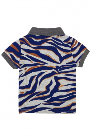 Patterned polo od Kenzo Kids