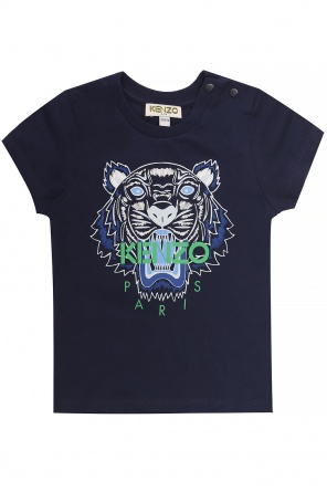 Tiger head t-shirt od Kenzo Kids