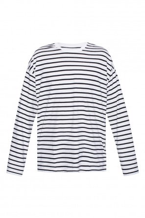 'kleve' striped t-shirt od AllSaints