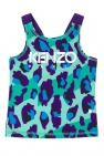 Kenzo Kids Top with logo