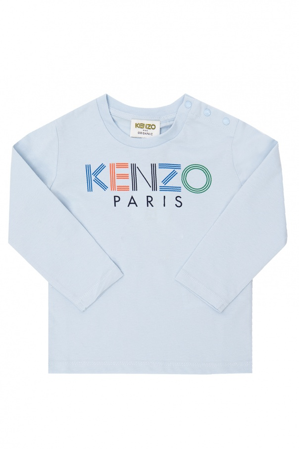 Kenzo Kids Long-sleeved T-shirt
