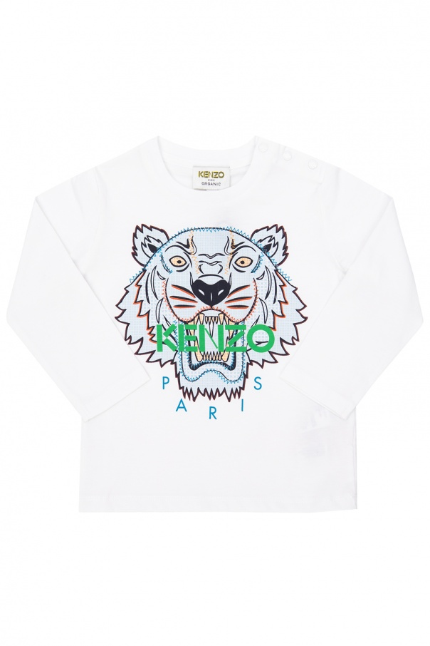 Kenzo Kids Long-sleeved T-shirt