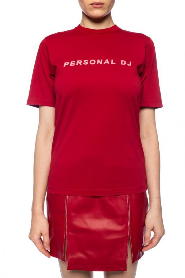 Kirin T-shirt z napisem Zp8URFLu