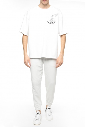 Printed oversize t-shirt od Allsaints