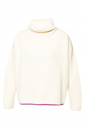 Oversize turtleneck sweater od Diesel