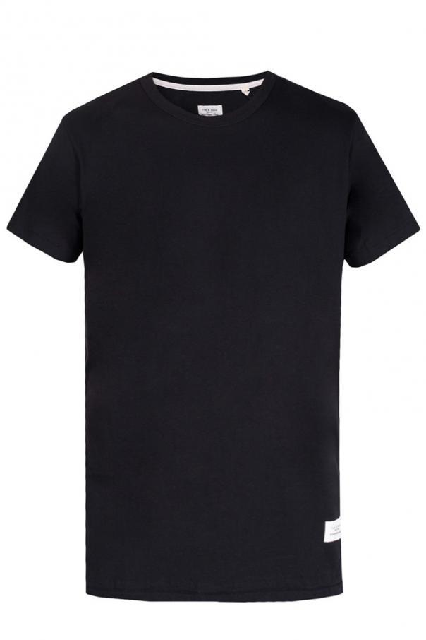 Rag & Bone  T-shirt z okrągłym dekoltem