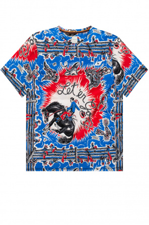 Patterned t-shirt od Paul Smith