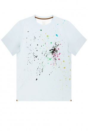 T-shirt with logo od Paul Smith