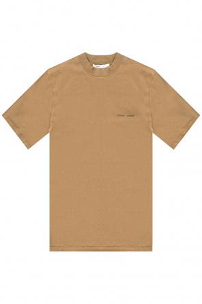 T-shirt from gots cotton od Samsøe Samsøe