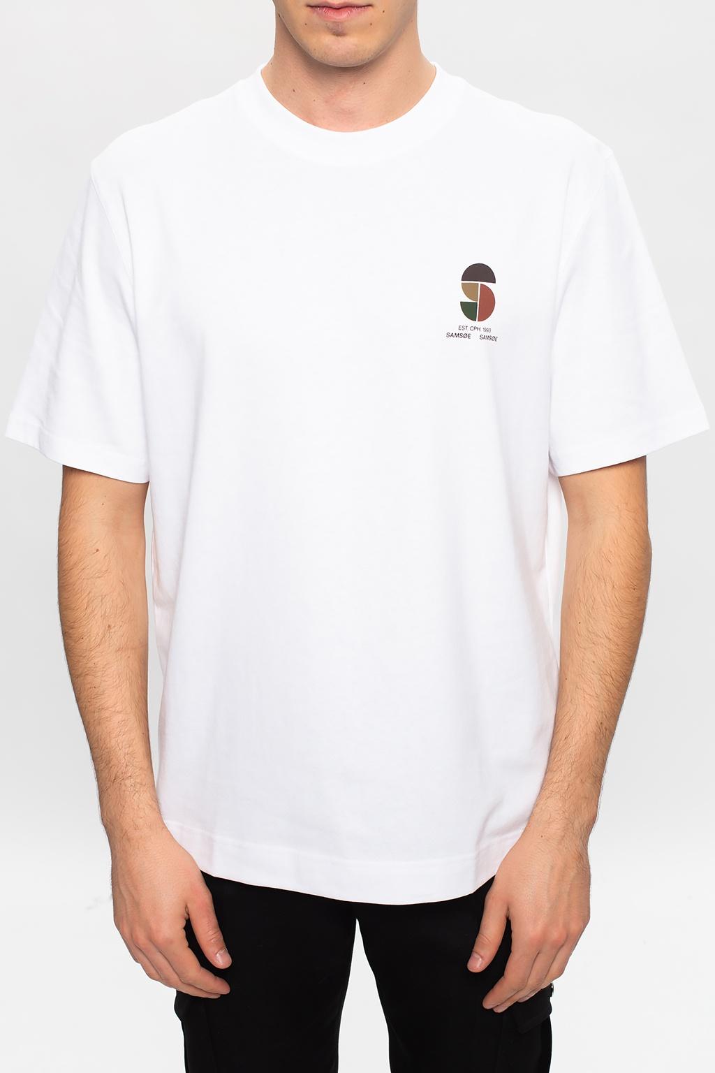 Samsøe Samsøe Logo T-shirt