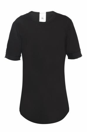 Raw-trimmed t-shirt od Lost And Found