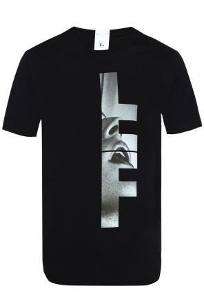 Printed oversize t-shirt od Lost And Found