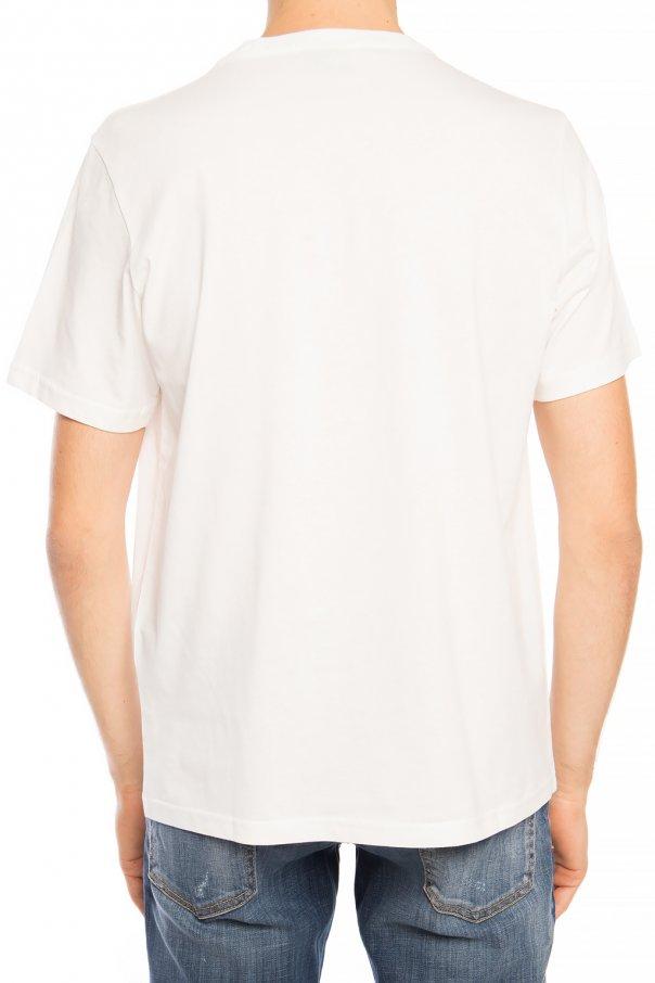 PS Paul Smith T-shirt z nadrukiem k78UtxPZ