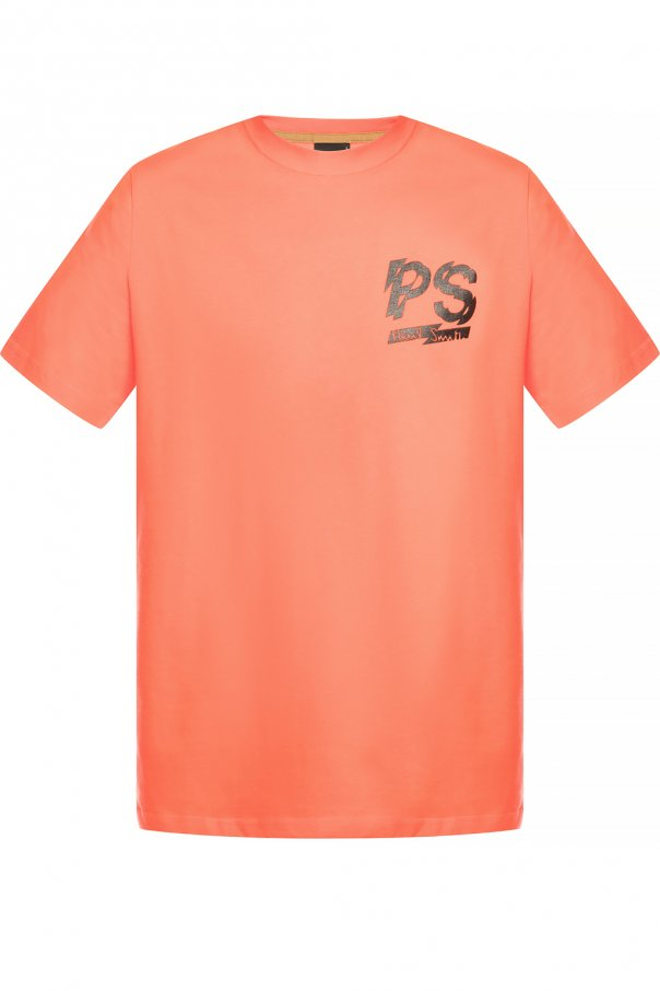 PS Paul Smith Logo T-shirt