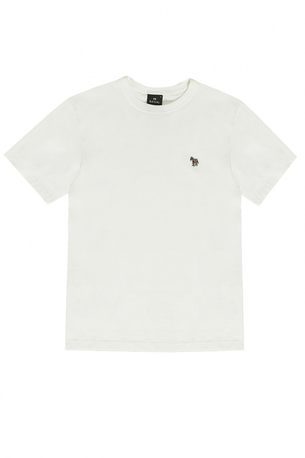 PS Paul Smith Patched T-shirt