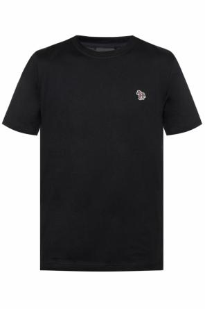 T-shirt z okrągłym dekoltem od Paul Smith