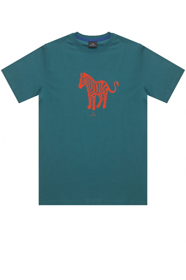 PS Paul Smith Logo T-shirt