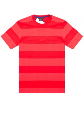 Logo t-shirt od PS Paul Smith