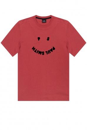 标识t恤 od PS Paul Smith