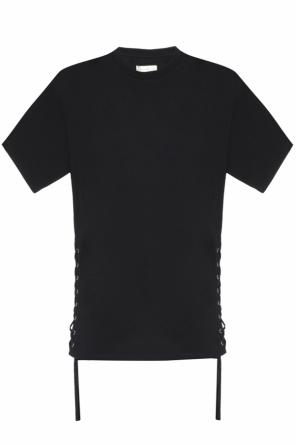 Oversize t-shirt with lacing details od Faith Connexion