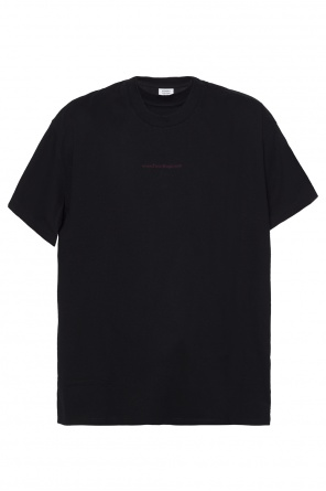 Printed double t-shirt od Vetements