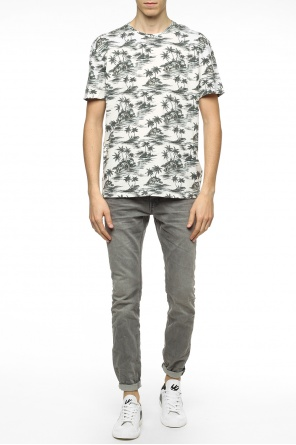 Patterned t-shirt od Allsaints