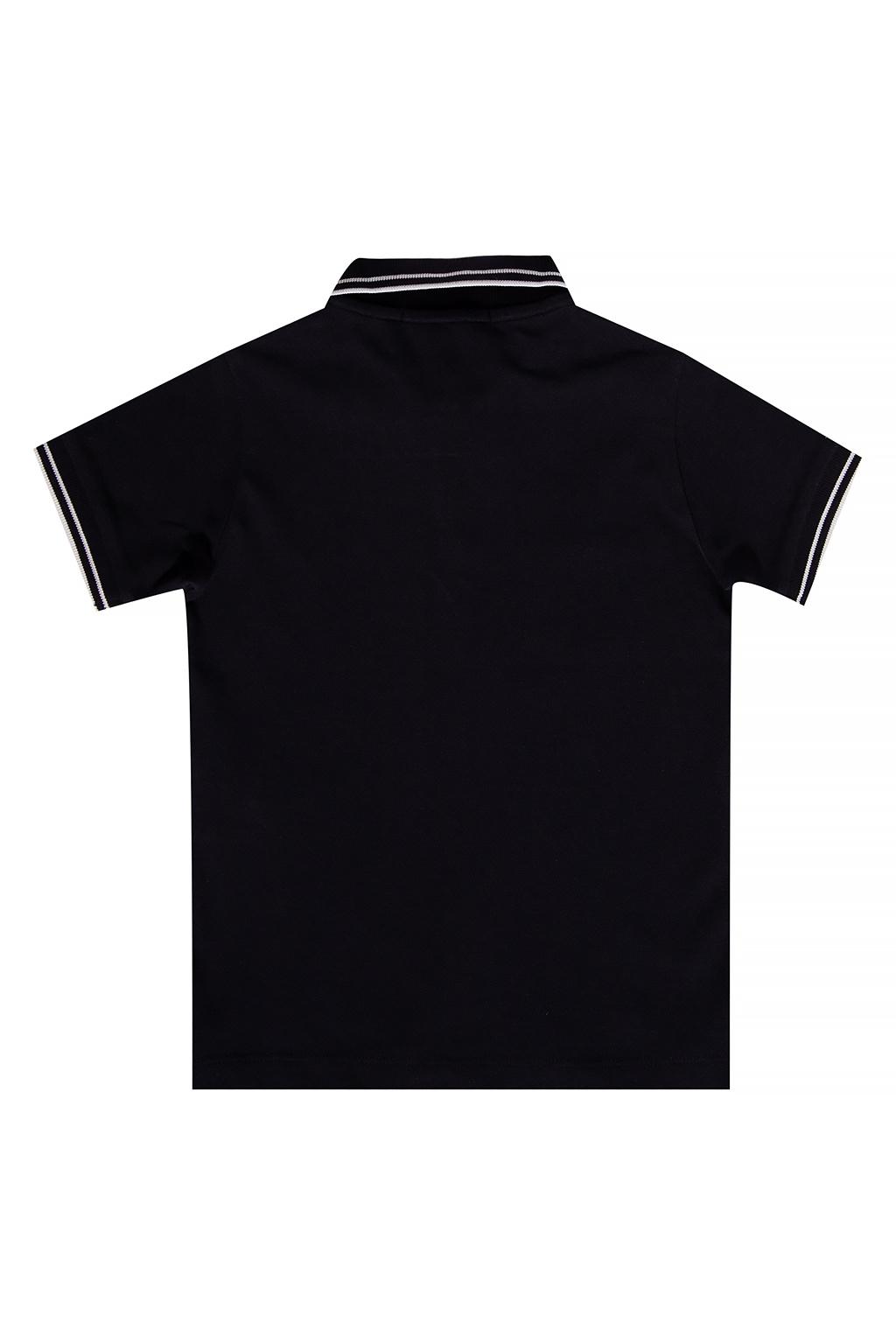 Stone Island Kids Polo shirt with logo