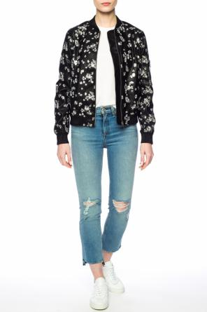 Embroidered circles t-shirt od Michael Kors