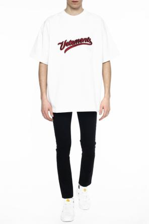 Logo t-shirt od Vetements