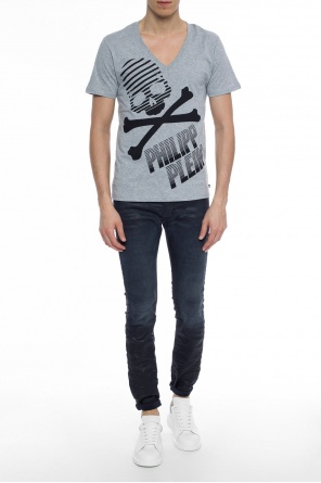 V-neck t-shirt od Philipp Plein