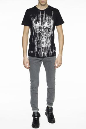 Sequinned t-shirt od Philipp Plein