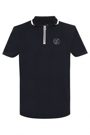 Tiger head polo od Plein Sport