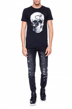 T-shirt with logo od Philipp Plein