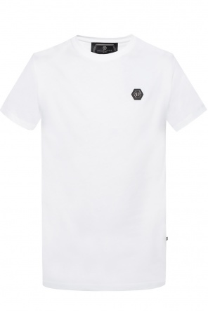 T-shirt with a logo od Philipp Plein