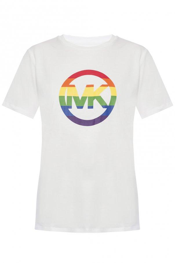 4cebb9eb Logo-printed T-shirt Michael Kors - Vitkac shop online
