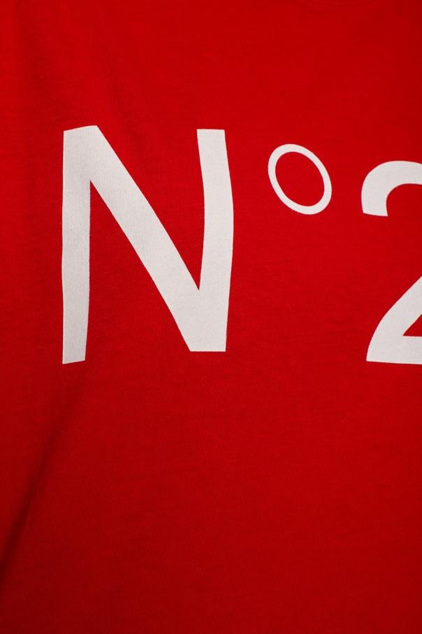 T-shirt z logo od N21