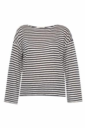 Striped t-shirt with wide sleeves od Allsaints