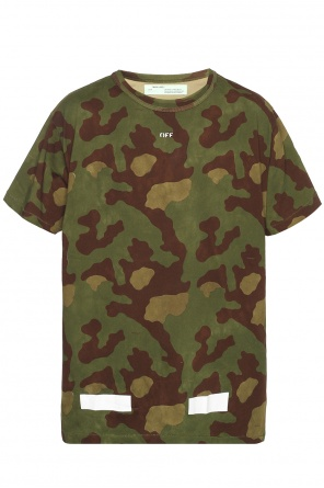 Camo t-shirt od Off White
