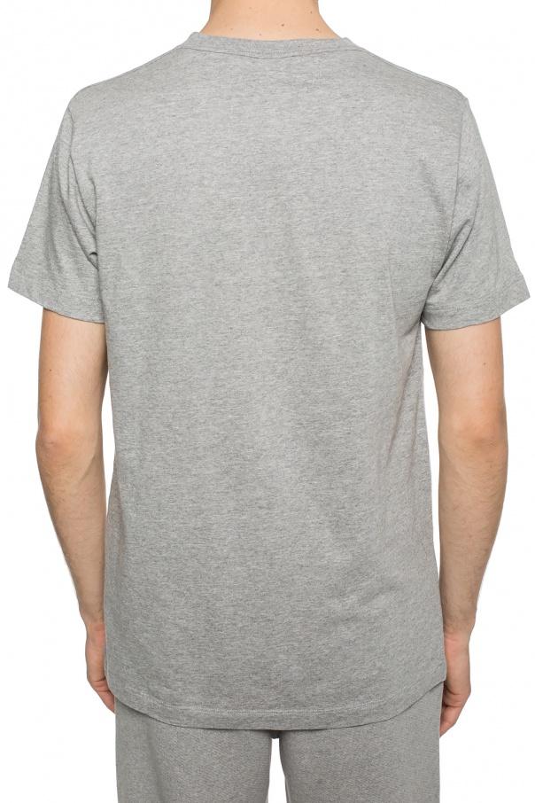 Off-White T-shirt z nadrukowanym logo rRq2Jy8O