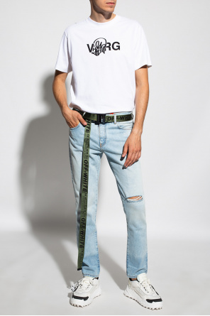 Printed t-shirt od Off-White