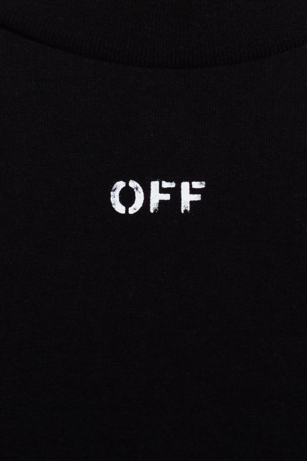 Off-White T-shirt z logo SnReY4tk