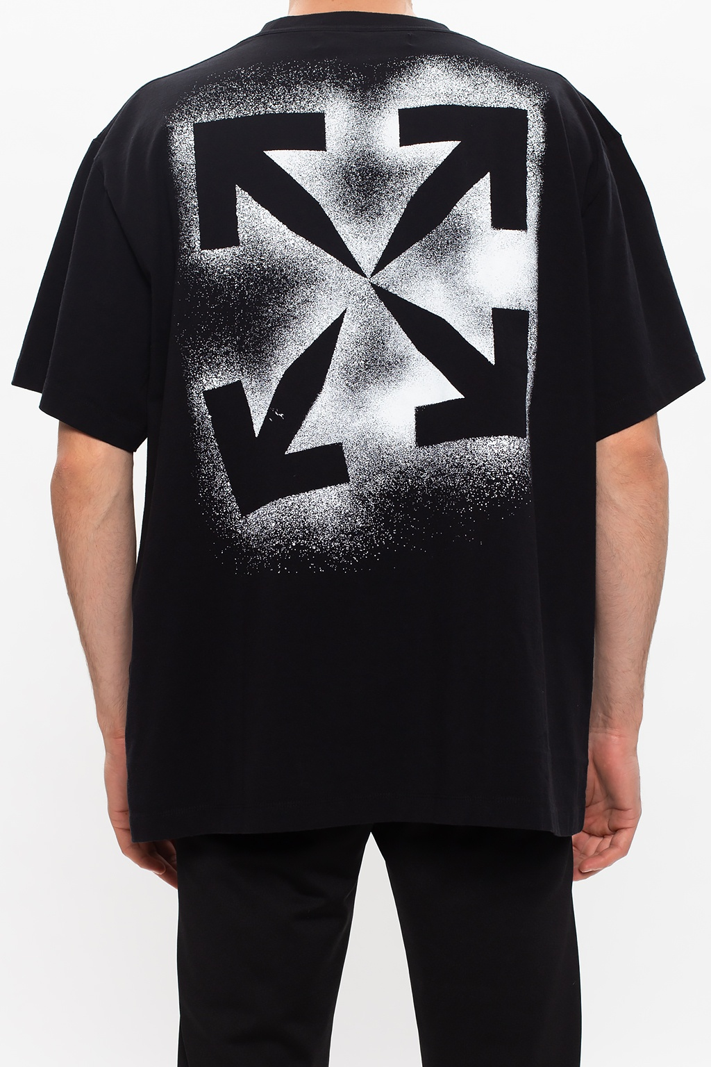 Off-White T-shirt with logo