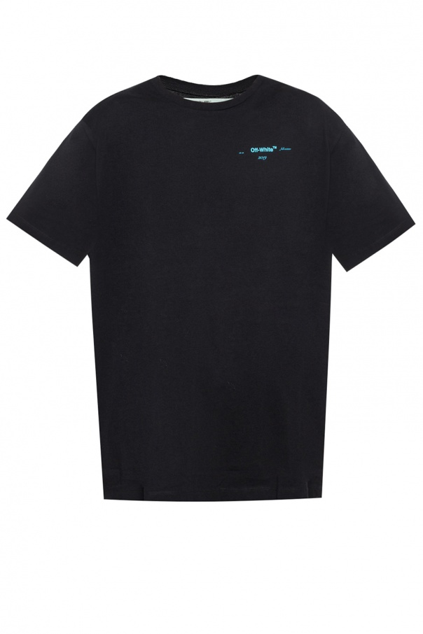 T shirt with a print off white vitkac shop online for T shirt printing one off