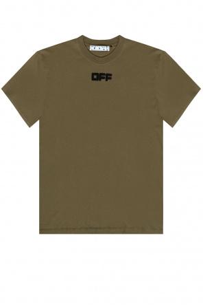 Logo-printed t-shirt od Off-White