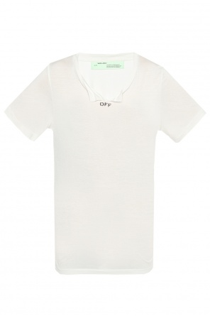Logo-printed t-shirt od Off White