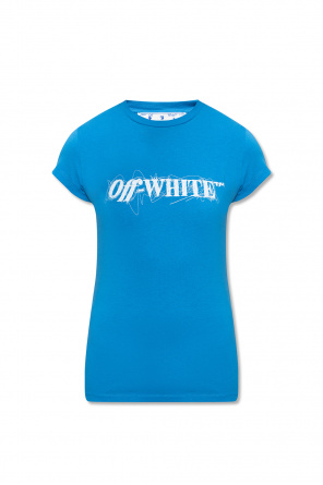 T-shirt with logo od Off-White