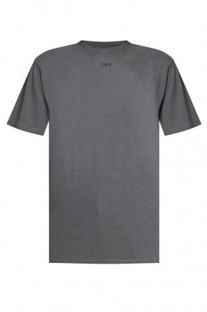 Logo t-shirt od Off-White