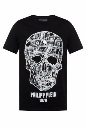 4c17baf0eb2 ... Skull motif t-shirt od Philipp Plein