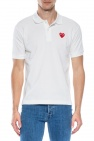 Comme des Garcons Play Logo-patched polo shirt